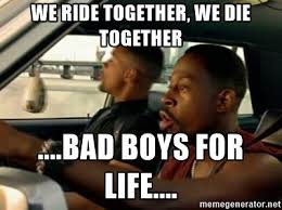 we ride together